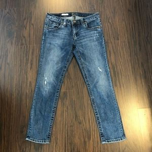Kut from the Kloth Jeans ankle straight leg 4P